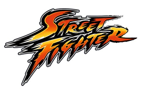 Street Fighter New Logo.png - Street Fighter PNG