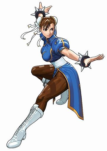Chun-Li (TvC).png - Street Fighter PNG
