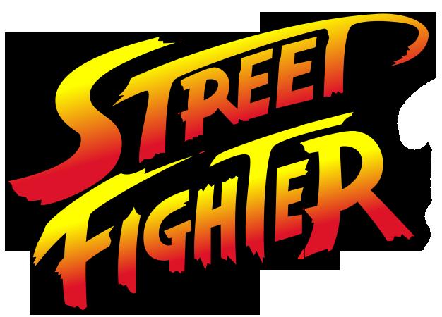 File:Street Fighter old logo.png - Street Fighter PNG