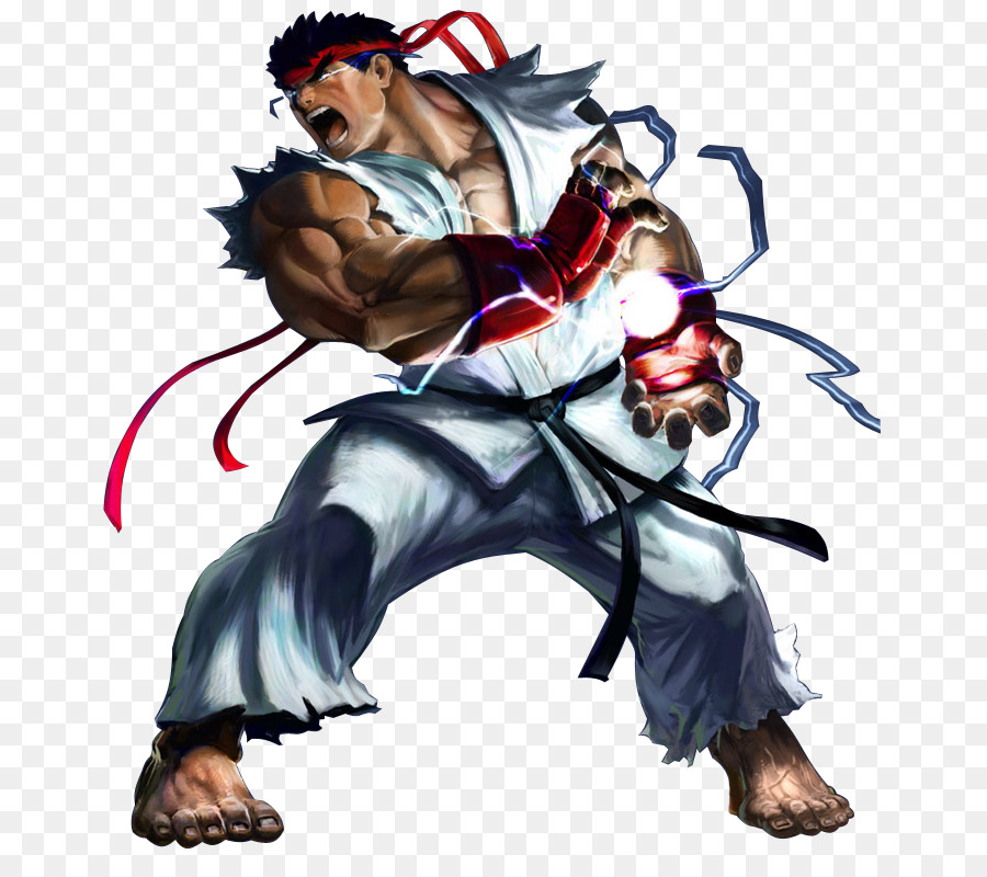 Street Fighter II: Champion Edition Ryu Marvel vs. Capcom 2: New Age of  Heroes Ken Masters - Ryu PNG Photos - Street Fighter PNG