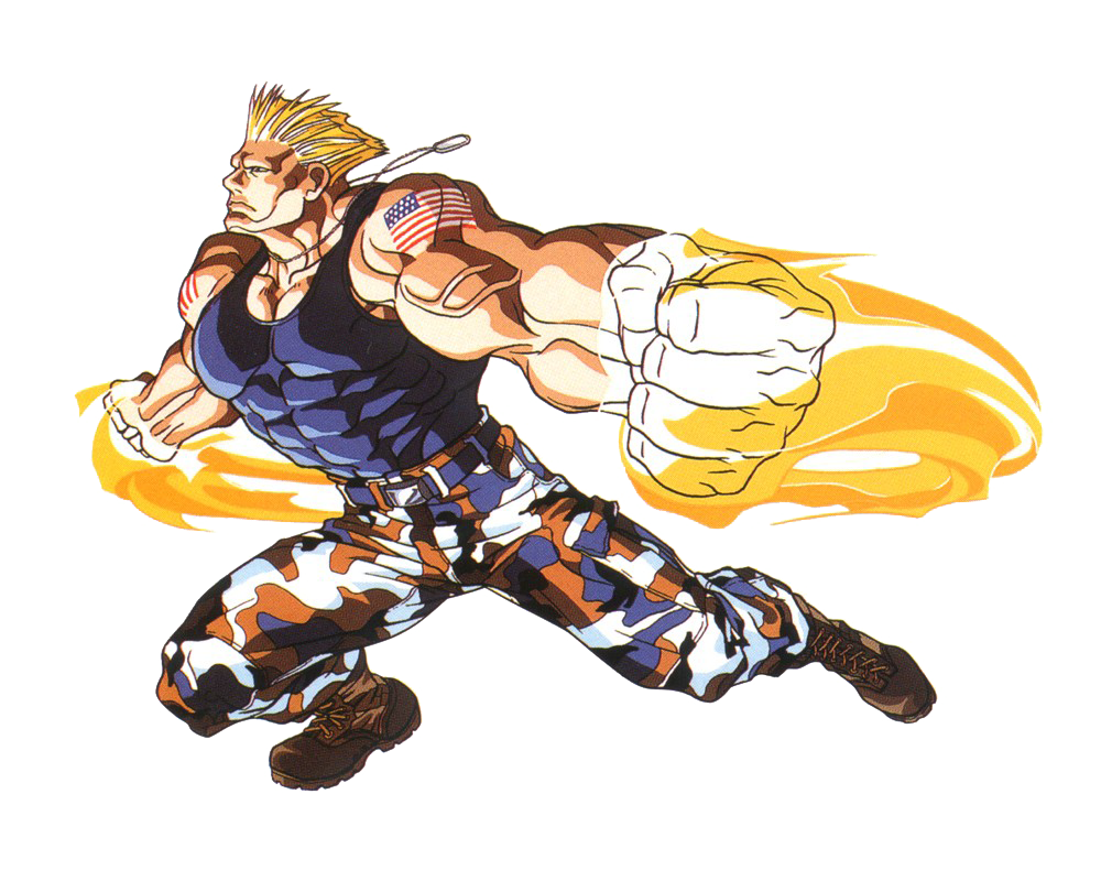 Street Fighter II PNG Clipart - Street Fighter PNG