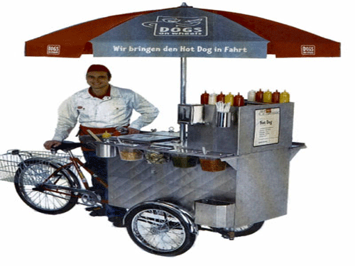 Street Vendor PNG - 54789
