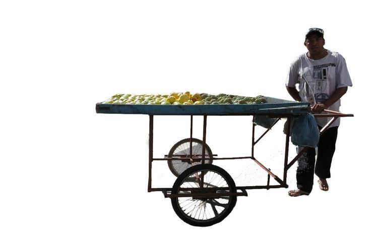 Street Vendor PNG - 54786