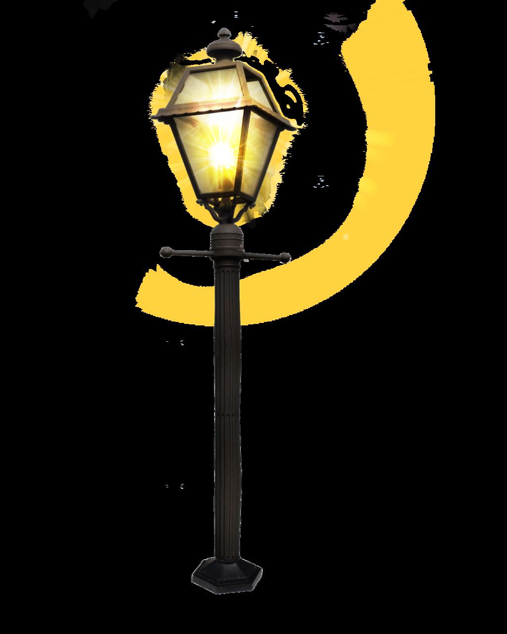 Streetlamp HD PNG - 119909