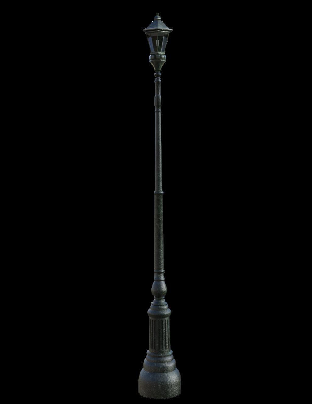 Streetlamp HD PNG - 119910