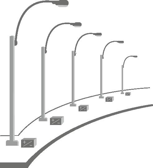 Streetlight PNG HD - 125562