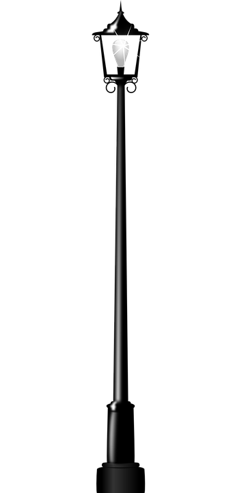Streetlight, Light, Street, Urban - Streetlight PNG HD