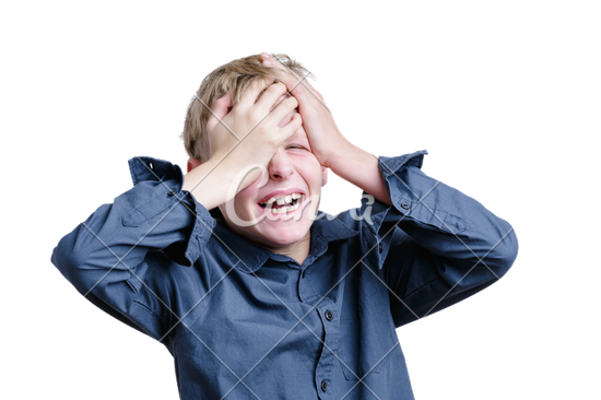 Boy Stressed Out - Stressed Out PNG HD