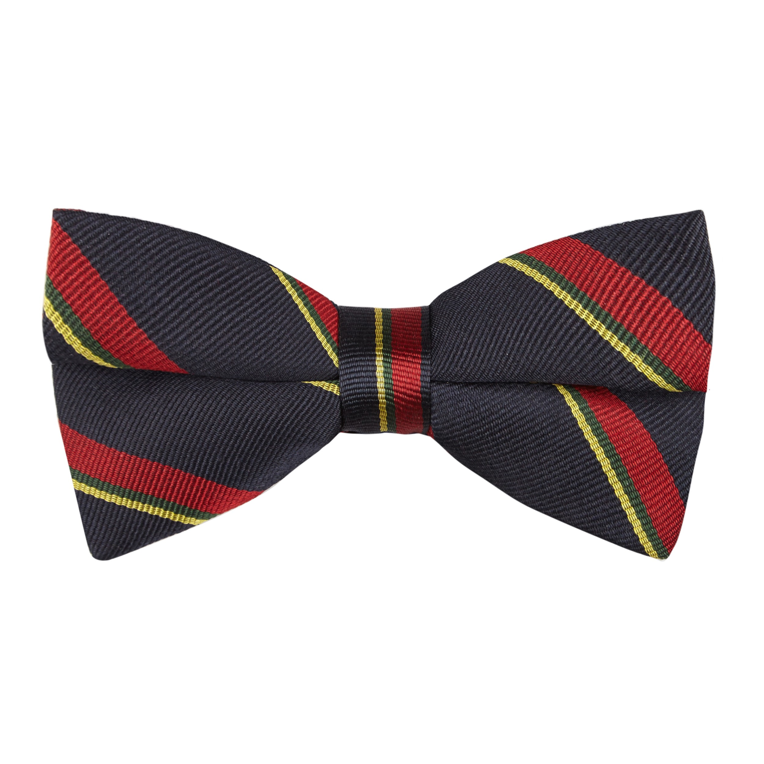 Striped Bow Tie PNG-PlusPNG.com-2500 - Striped Bow Tie PNG