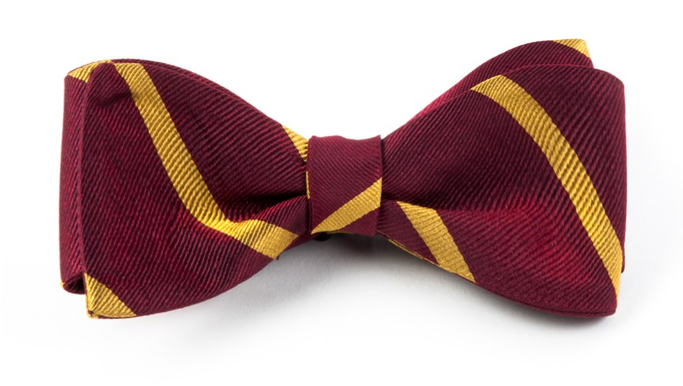 Hover to zoom - Striped Bow Tie PNG