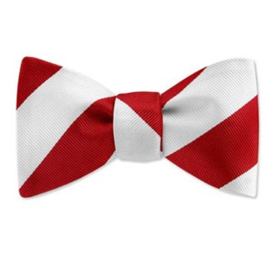 pin Tie clipart striped tie #11 - Striped Bow Tie PNG
