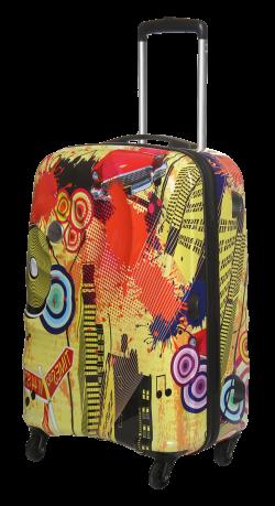 Strolley Bag PNG Transparent Image - Luggage PNG