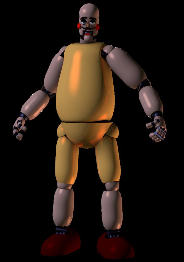 Golden Strongman.png - Strongman PNG HD