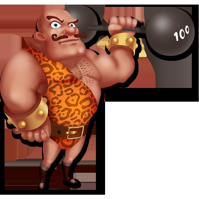 Strongman PNG HD
