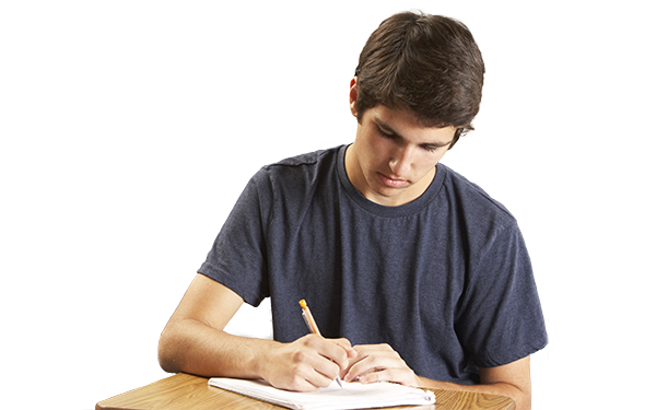 Student Sitting PNG - 84644