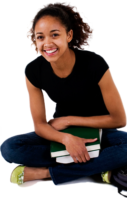 Student Sitting PNG - 84636