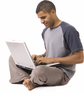 Student Sitting PNG - 84632