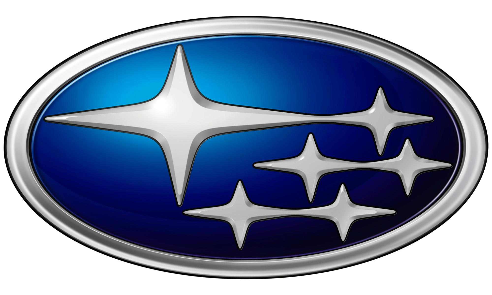Subaru car logo PNG brand image - Car Logo PNG