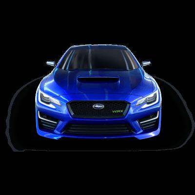 Subaru Wrx Front - Subaru PNG