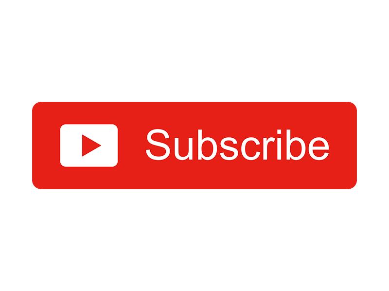 Free Youtube Subscribe Button Png Download By Alfredocreates by Alfredo  Hernandez - Dribbble - Subscribe PNG