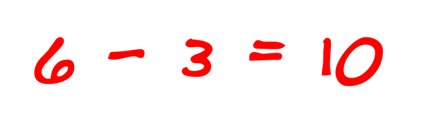 . PlusPng.com addition-by-subtraction.png PlusPng.com  - Subtraction PNG HD