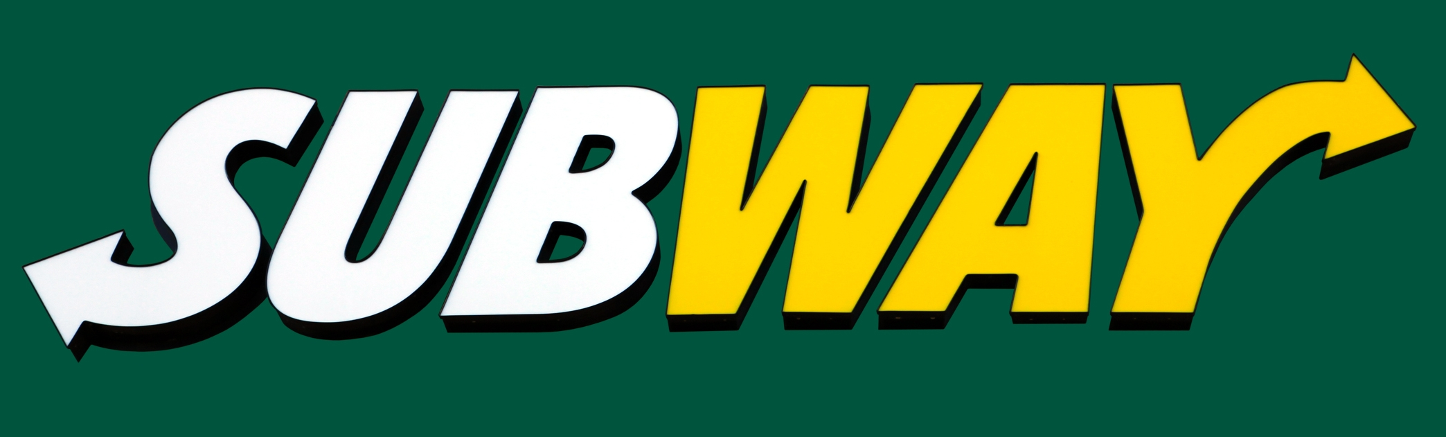 Subway Logo Eps PNG - 39038