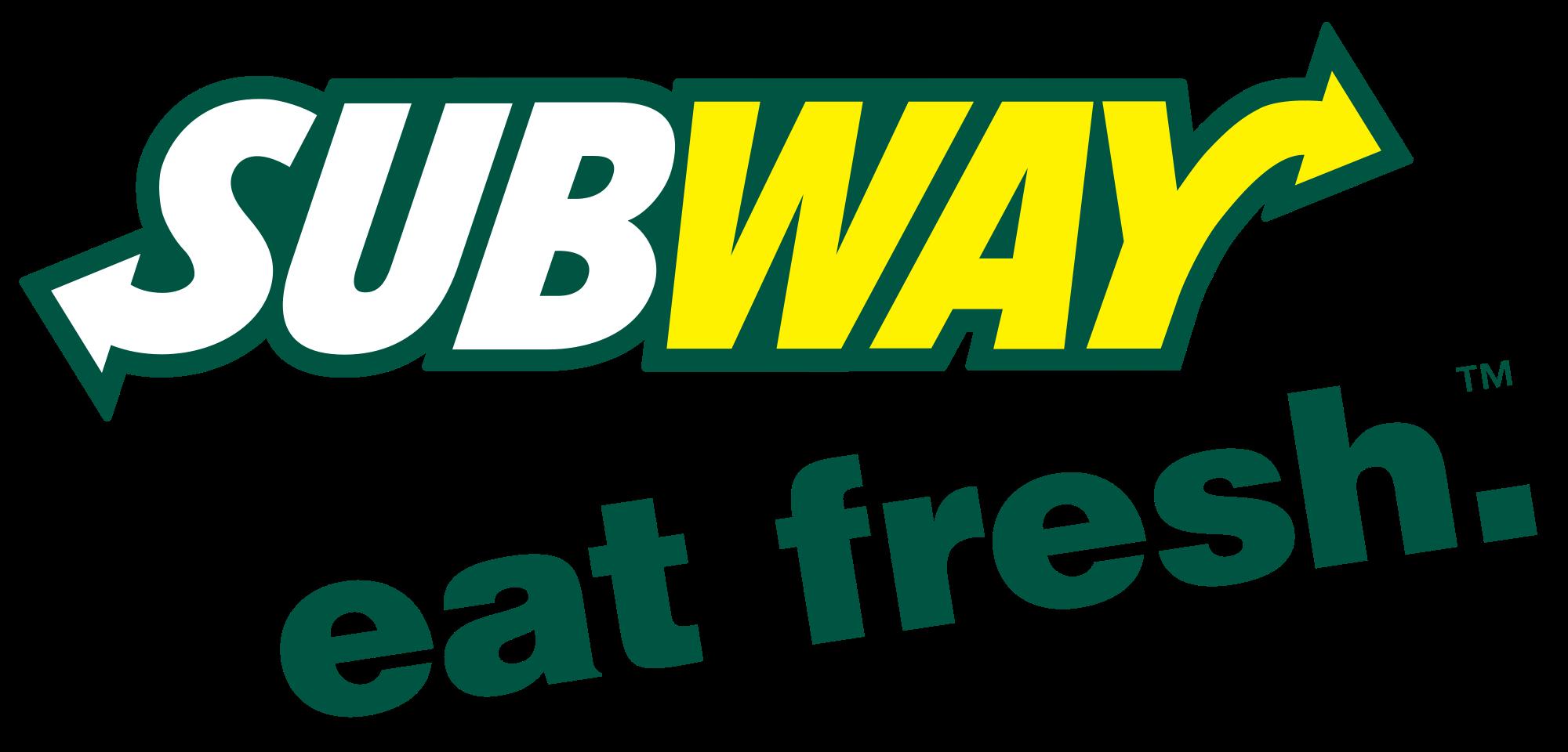 subway logo - Subway PNG