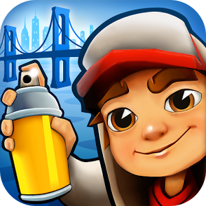 Download Subway Surfers APK Android - Subway Surfer HD PNG