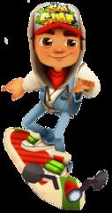 Subway Surfer HD PNG - 95375