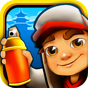 File:Subway Surfers World Tour Bejing Icon.png - Subway Surfer HD PNG