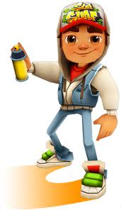 Jake.png - Subway Surfer HD PNG
