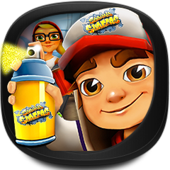 Subway Surfers Apk   MOD Unlimited Money u0026 Keys (ANDROID) - Subway Surfer HD PNG