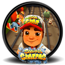 Subway Surfers - Icon by Blagoicons PlusPng.com  - Subway Surfer HD PNG