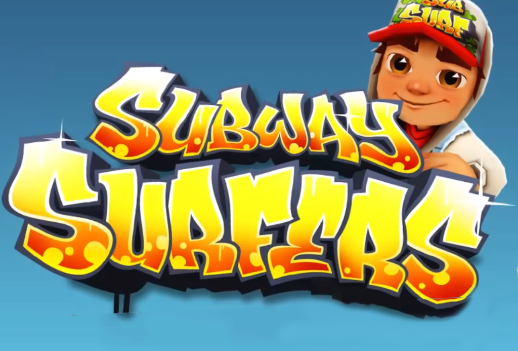 Subway Surfer HD PNG-PlusPNG.