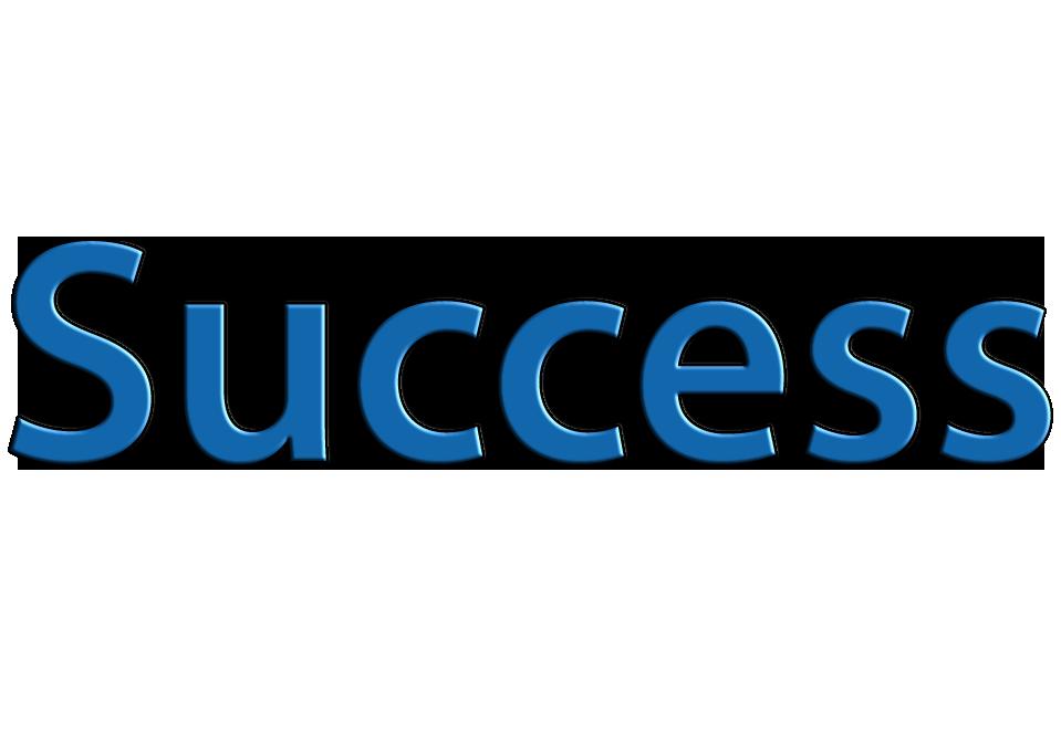 Success PNG - 14958
