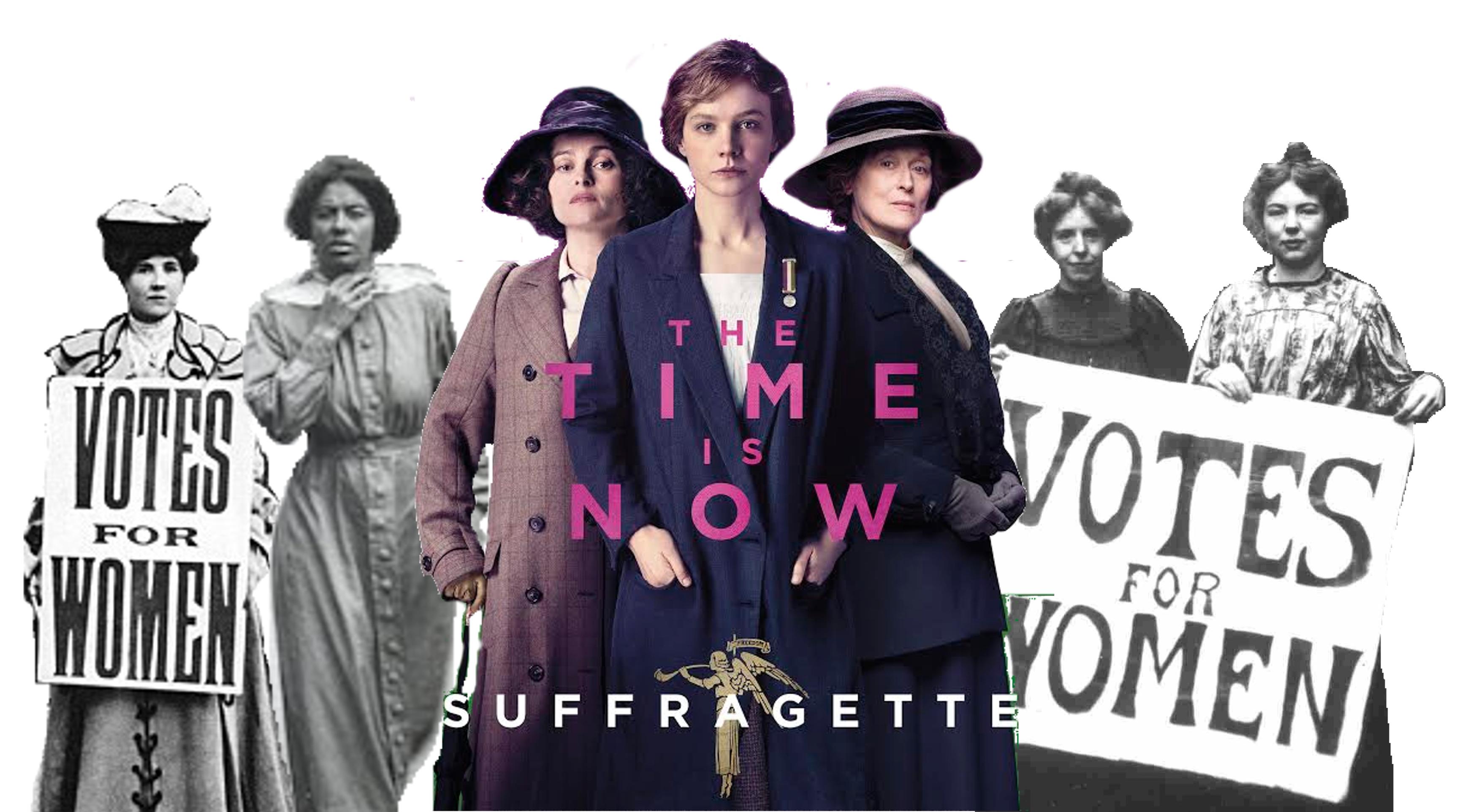 Suffragette movie screening - Suffragettes PNG