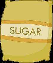 Sugar Bag.png - Sugar PNG
