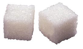 3 grams for a sugar cube x 4