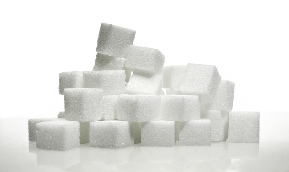 Lump Sugar, Sugar, Cubes, Swe