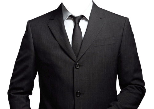 Suit PNG Transparent Image