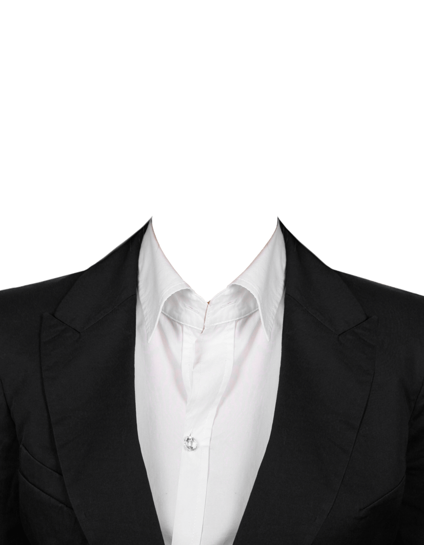 Suit png transparent suit png images pluspng for Formal attire template