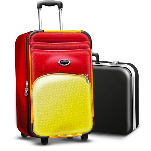 Suitcase - Suitcase HD PNG