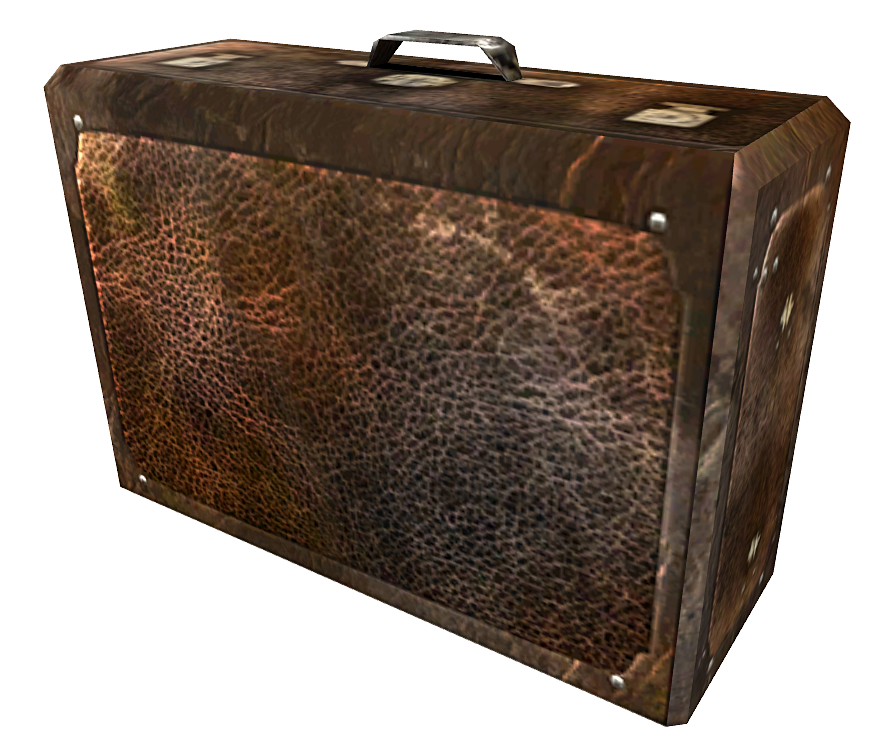 Suitcase PNG - 2562