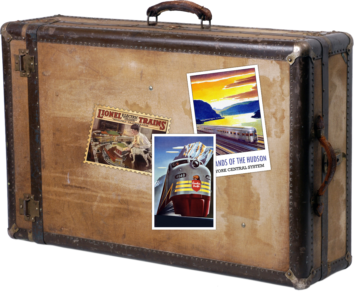 Suitcase PNG - 2546