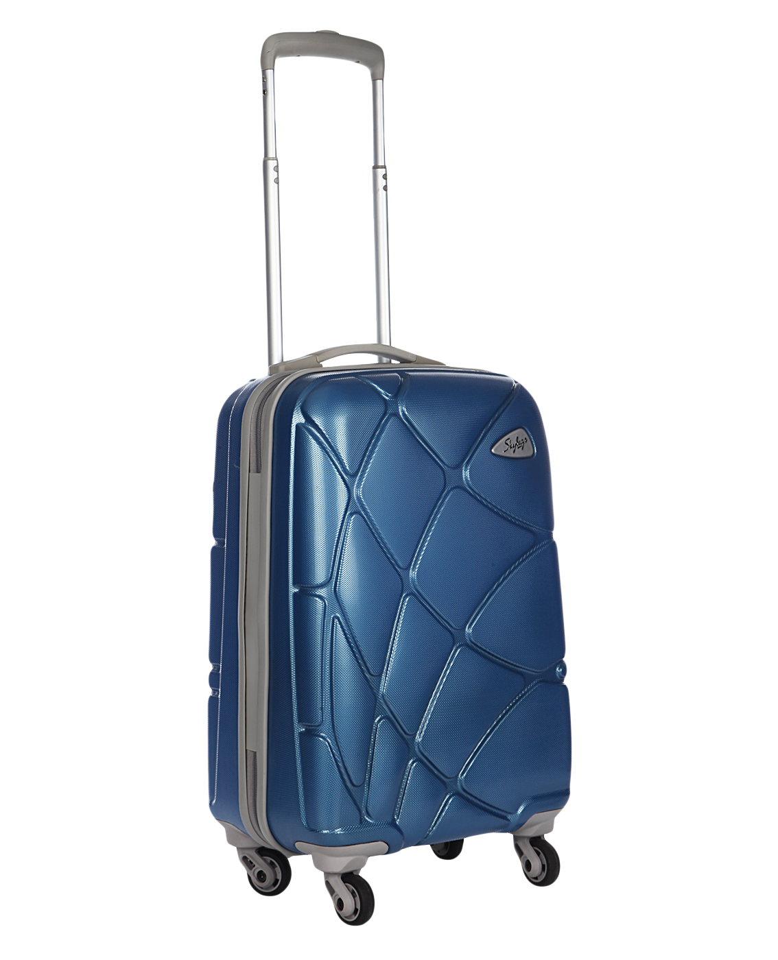 Strolley Suitcase Luggage PNG Transparent Image - Suitcase PNG