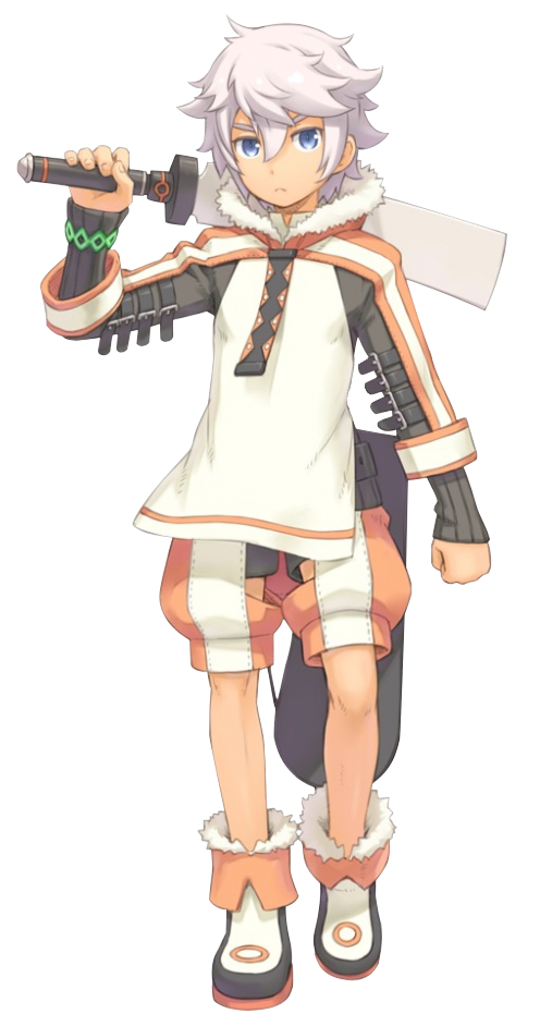 Ray - Summon Night Toris HD PNG