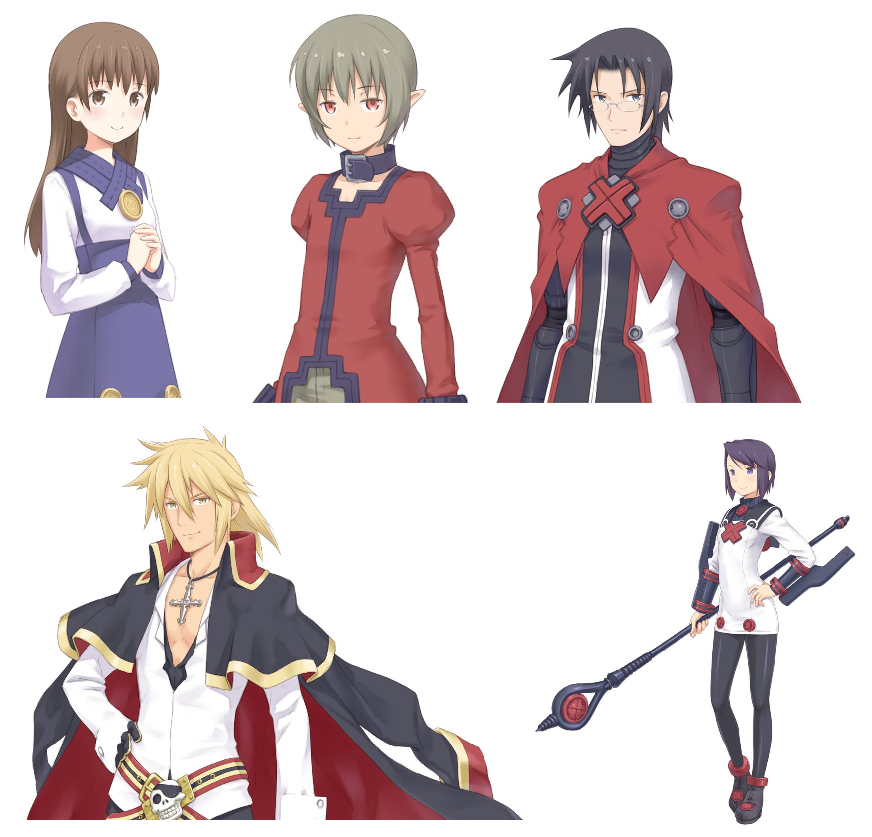 Summon Night 6 screenshots introduce more cameo characters - Summon Night Toris HD PNG