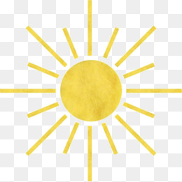 cartoon sun, Golden Sun, The Little Sun, Golden PNG Image and Clipart - Sun PNG Clear Background