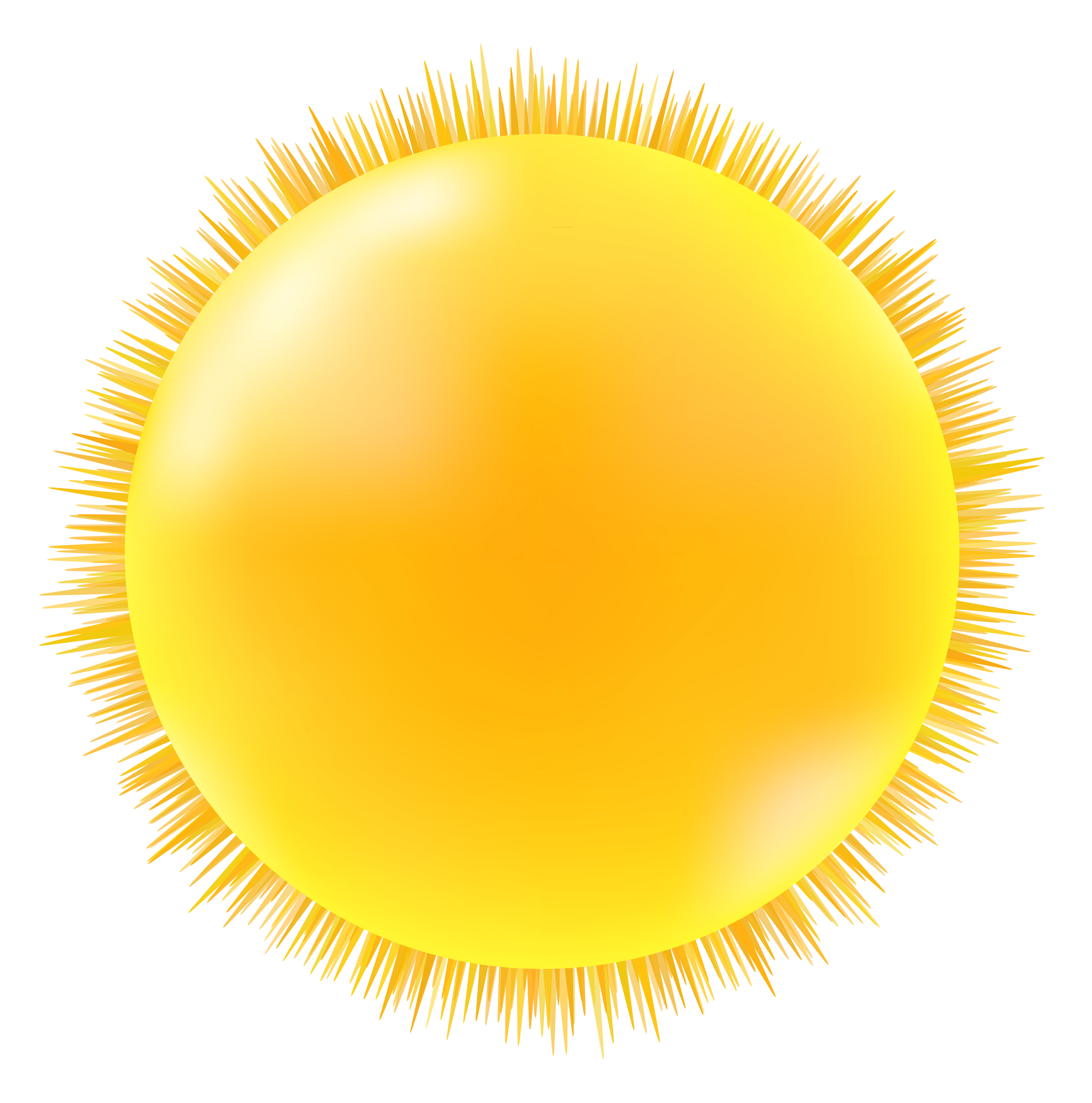 Sun PNG No Background Png - 136774