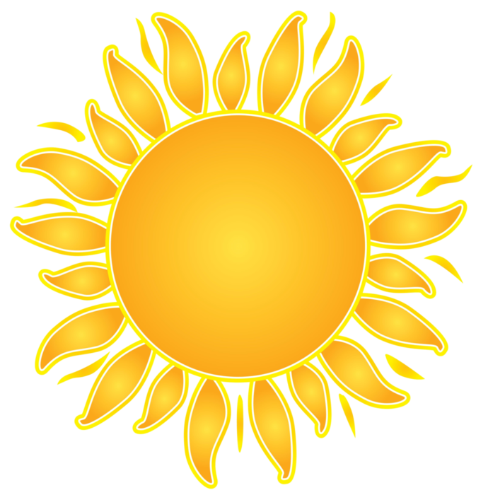 Sun PNG No Background Png - 136784